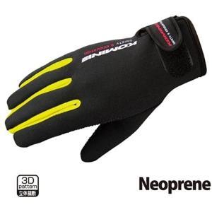 コストパフォーマンスNo.1操作しやすい薄手のネオプレーングローブコストパフォーマンス抜群の発色の良...