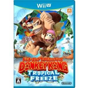 ドンキーコング トロピカルフリーズ - Wii U[WUP-P-ARKJ(JPN)](Nintend...