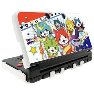妖怪ウォッチ new NINTENDO 3DS 専用 カスタムハードカバー カラフル[4560355787910](Nintendo 3DS)|zebrand-shop