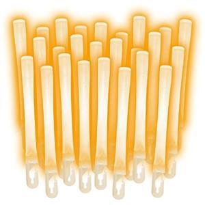 ライト 大閃光アーク 25本入り 極 きわみオレンジ[na](本体サイズ:発光体直径14mm〜18mm、長) zebrand-shop