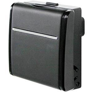 折りたたみ式ドリンクホルダー メタリックライン エアコン取付け 汎用[DK-1507]|zebrand-shop