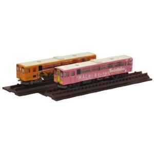 樽見鉄道ハイモ230-310 2両セットは、現在活躍中のラッピング車両を製品化致します。 ハイモ23...