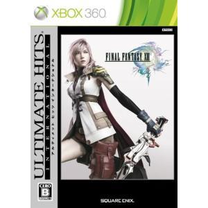 ファイナルファンタジーXIII アルティメットヒッツインターナショナル - Xbox360[XBOX-10712] zebrand-shop