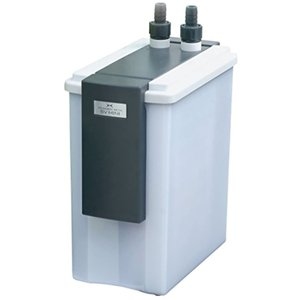 ろ過槽容量約1.5L、淡水・海水使用可。  本体サイズ (幅X奥行X高さ) :17.5×12.8×2...