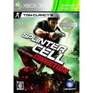 スプリンターセル コンヴィクション プラチナコレクション - Xbox360[JES1-00151] zebrand-shop