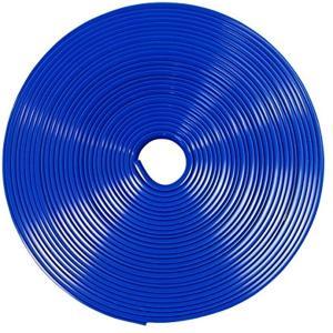 リムラインモール 8m リムガード タイヤ ホイール キズ防止 キズ隠し カラー テープ ドレスアップ DIY 青[K-LIM01-B](ブルー)|zebrand-shop