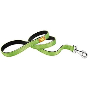 デュアル G20/110 DUAL COLOURS グリーン 犬 リード[75173923](グリーン(蛍光色), ワンサイズ)|zebrand-shop