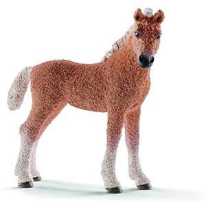・ドイツのシュライヒ社が制作した農場動物シリーズのバシキールカーリーの仔(仔馬子馬BashkirCu...