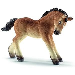 ・ドイツのシュライヒ社が制作した農場動物シリーズのアルデンネの仔(仔馬子馬Ardennesfoal)...