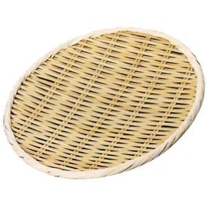 竹製盆ザル 国産 上仕上げ φ24cm[30002](24cm)