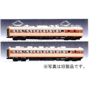 TOMIX Nゲージ 485系 AU13搭載車 増結セット 鉄道模型 電車[92427]