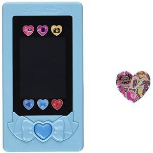 スマートフォン型の筐体連動アイテム「スマートポッド」がさらに進化しました。  カラーはブルー。 主人...