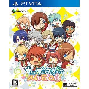 うたの・プリンスさまっ・MUSIC3 通常版 特典無し - PS Vita[VLJM30165](PlayStation Vita)|zebrand-shop