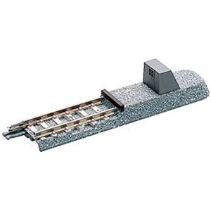 「商品ガイド」ヤード(引き込み線)や側線などのレール末端部分に使用するレールで、砂利積みタイプです。...