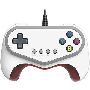 「Wii U対応」「ポッ拳」専用コントローラー for[WIU-097](Nintendo Wii U)|zebrand-shop