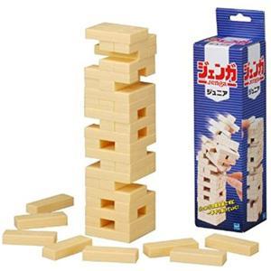 プラスティック製のブロックを使用したジュニア版は軽くて持ち運び簡単. . サイズが小さくても、ブロッ...