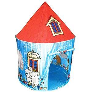 小さなお子様も大喜び間違いなし・ムーミンハウスをそのまま小さくしたような、キッズ用テントです。 する...
