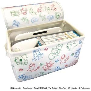 ポケットモンスター/キャンバスボックス[JES315](Nintendo Wii U)|zebrand-shop