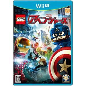 LEGO Rマーベル アベンジャーズ - Wii U[4548967240870](Nintendo Wii U)|zebrand-shop