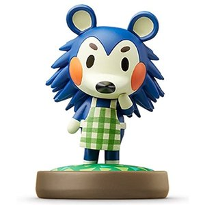 amiibo どうぶつの森シリーズ(Nintendo Wii U)|zebrand-shop