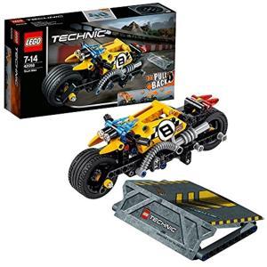 テクニック スタントバイク 42058|zebrand-shop