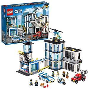 シティ レゴRシティ ポリスステーション 60141|zebrand-shop