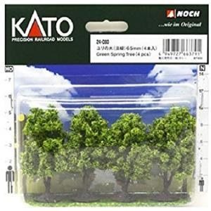 Nゲージ ユリの木 淡緑 65mm 4本入 ジオラマ用品[24-080]|zebrand-shop