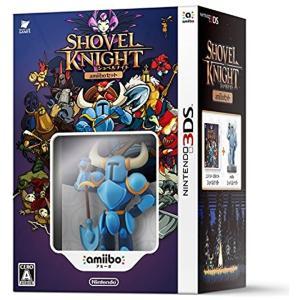 ショベルナイト amiiboセット - 3DS[CTR-R-AKSJ](Nintendo 3DS)