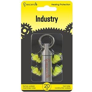 耳栓 工場・農場用 イヤープロテクター Industry YL(スタイル)|zebrand-shop