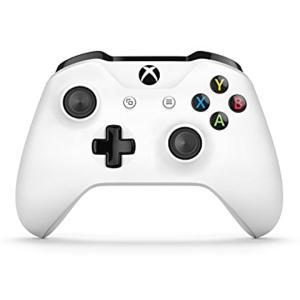Xbox One ワイヤレスコントローラー[TF5-00006](ホワイト, Xbox One)