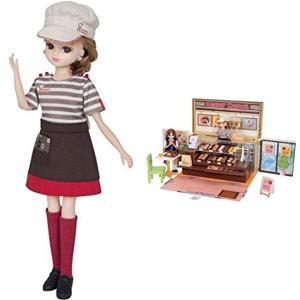 ミスタードーナツのショップと制服が一緒になったセット   家具