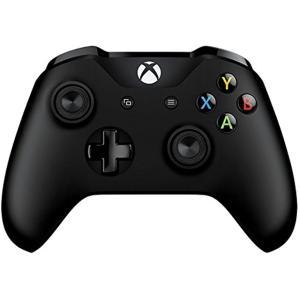 Xbox One ワイヤレス コントローラー[6CL-00003](ブラック, Xbox One)