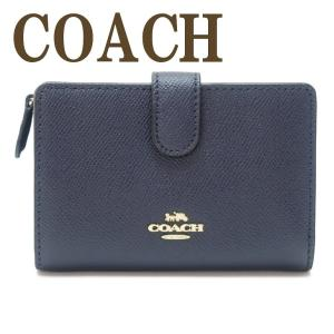 コーチ COACH 財布 二つ折り財布 レディース レザー 11484IMMID|zeitakuya