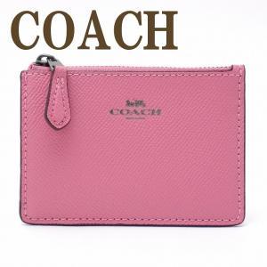 コーチ COACH 財布 キーケース キーリング コインケース メンズ レディース 12186QBPIN  ネコポス|zeitakuya