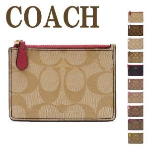 コーチ COACH 財布 キーケース キーリング コインケース メンズ レディース 16107  ネコポス|zeitakuya
