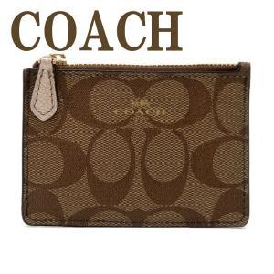 コーチ COACH 財布 キーケース キーリング コインケース メンズ レディース 16107IMCA9  ネコポス zeitakuya