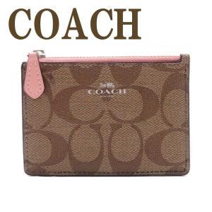 コーチ COACH 財布 キーケース キーリング コインケース メンズ レディース 16107SVAVK  ネコポス|zeitakuya