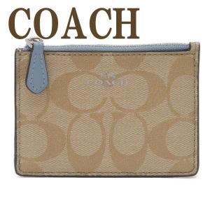 コーチ COACH 財布 レディース メンズ キーケース キーリング コインケース 16107SVCA0  ネコポス|zeitakuya