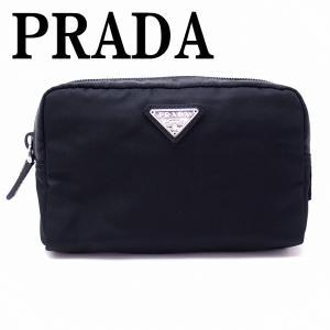 プラダ PRADA ポーチ コスメポーチ 化粧ポーチ NER...