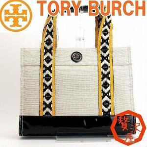 トリーバーチ TORYBURCH バッグ トートバッグ ロゴ 21129747-001|zeitakuya