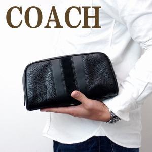 コーチ COACH バッグ メンズ セカンドバッグ クラッチバッグ ポーチ 21387BLK|zeitakuya
