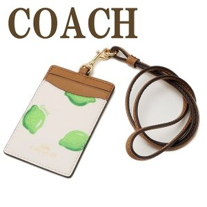 コーチ COACH カードケース ネックストラップ IDケース パスケース 定期入れ 2364IMQZU  ネコポス|zeitakuya