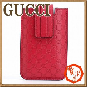 グッチ GUCCI iPhone 4sケース iPod touchケース グッチシマ 240188-BMJ1N-6412|zeitakuya