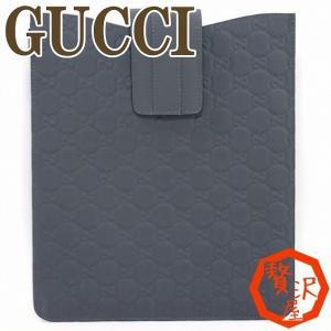 グッチ iPadケース GUCCI  グッチシマ GG 256575-AF66N-1370|zeitakuya