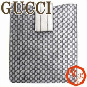 グッチ iPadケース GUCCI  グッチシマ GG 256575-AW12N-1701|zeitakuya