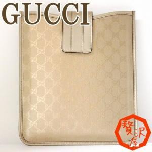 グッチ iPadケース GUCCI  グッチシマ GG 256575-FU4FN-9504|zeitakuya