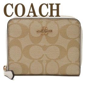 コーチ COACH 財布 レディース 二つ折り財布 シグネチャー 30308IMDQC|zeitakuya