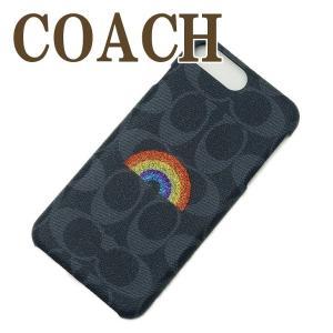 コーチ COACH iPhone8 PLUS 専用 ケース カバー アイフォン メンズ 34724NAY  ネコポス|zeitakuya