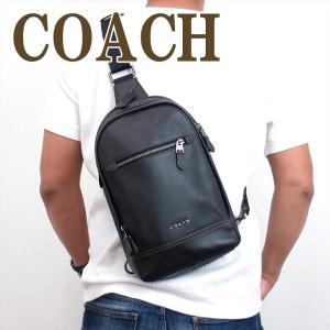 コーチ COACH バッグ メンズ ショルダーバッグ 斜め掛け ワンショルダー 37598QBBK|zeitakuya