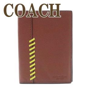 コーチ COACH メンズ パスポートケース 本革 レザー 38609QBSAE|zeitakuya